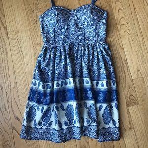 American Rag Summer Dress - small